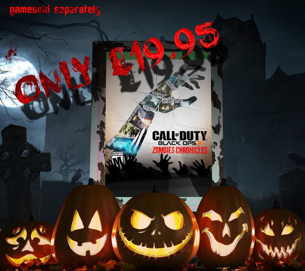 The complete GameSoldSeparately Halloween Deals List