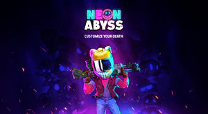 VANQUISH THE NEW GODS IN THE EVER-EVOLVING DUNGEONS OF NEON ABYSS