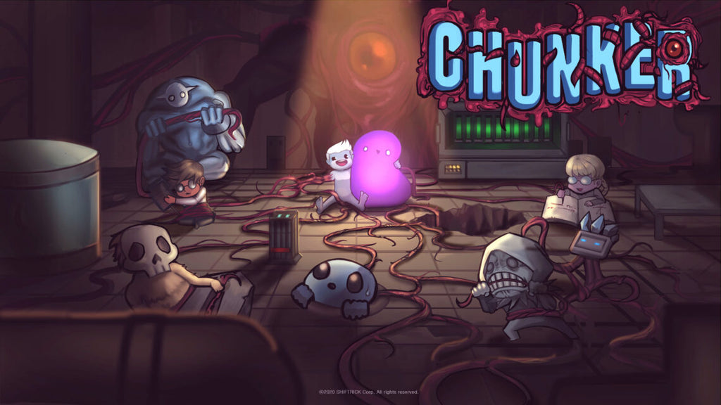 New Roguelite Action Game 'Chunker' Steam Early-Access Available on 17th July