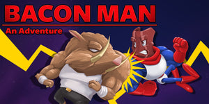 Bacon Man coming to the Nintendo Switch on September 29th