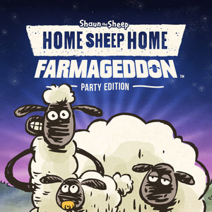 Aardman's multiplayer couch classic Home Sheep Home  Farmageddon Party Edition re-launches with Greenlight Games at 50% off on Nintendo e-Shop today!