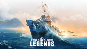 World of Warships Legends Sets Loose October Update