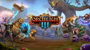 TORCHLIGHT III NOW AVAILABLE ON STEAM EARLY ACCESS FOR PC