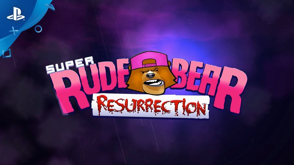 Super Rude Bear Resurrection - Gauntlet Challenge -  $250 prize