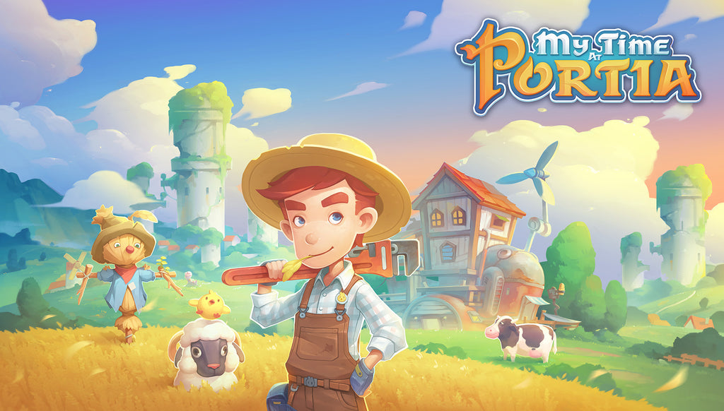 My Time At Portia (PC) Launch Trailer