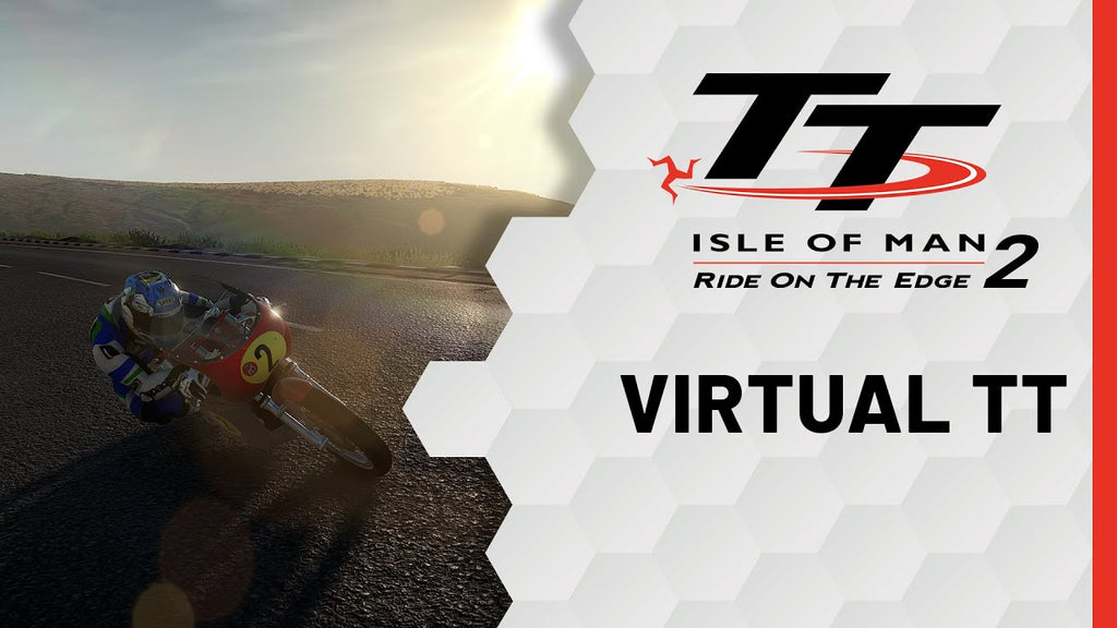 NACON AND KT RACING SET UP A VIRTUAL TT RACE. THE WINNER WILL GO TO THE ISLE OF MAN FOR THE 2021 RACE