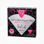 V60 Paper Filters Type 02