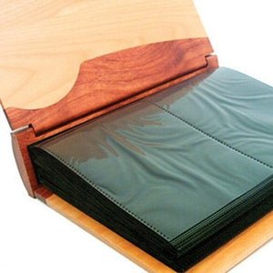 Combo Maple & Rosewood Photo Album