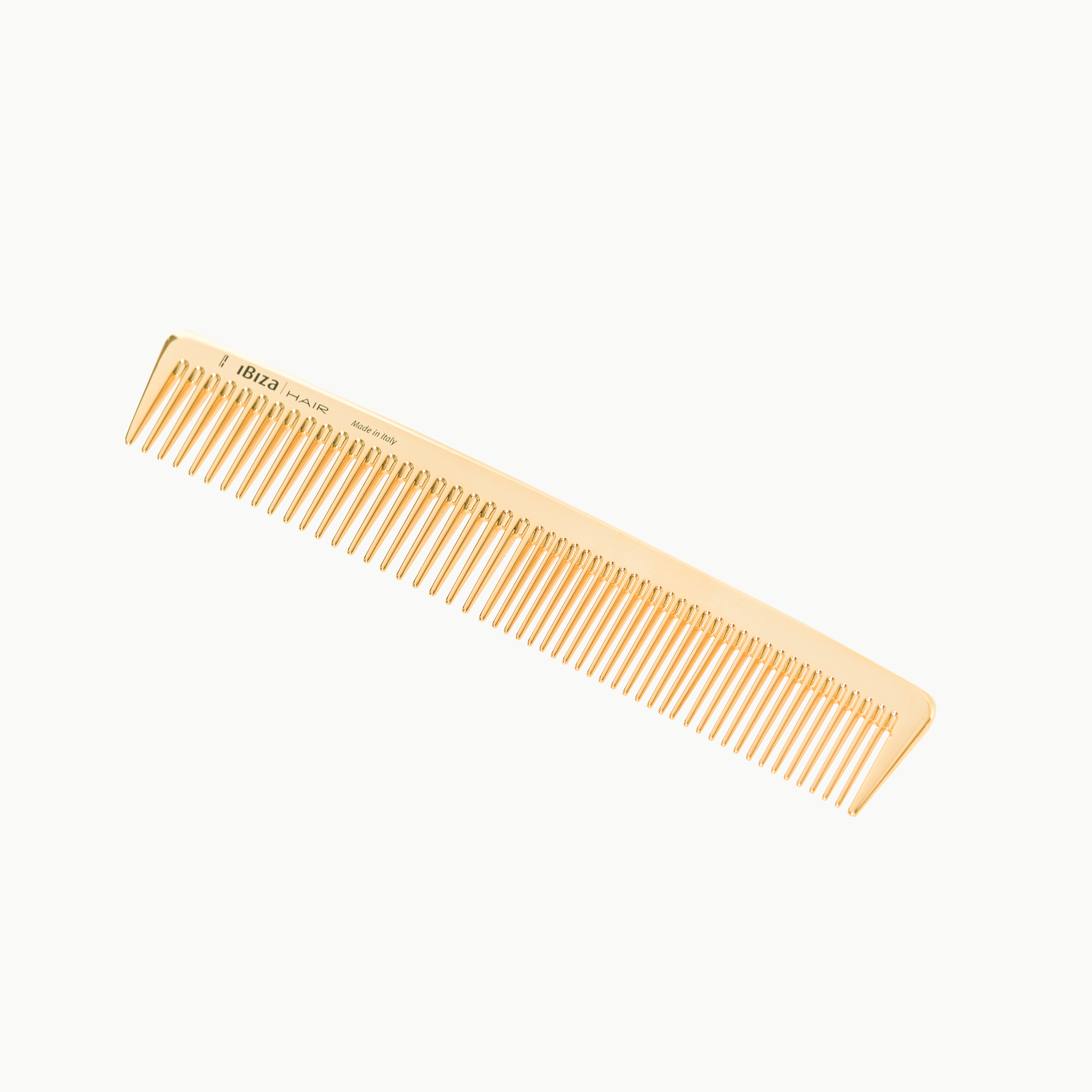 Styling comb gold