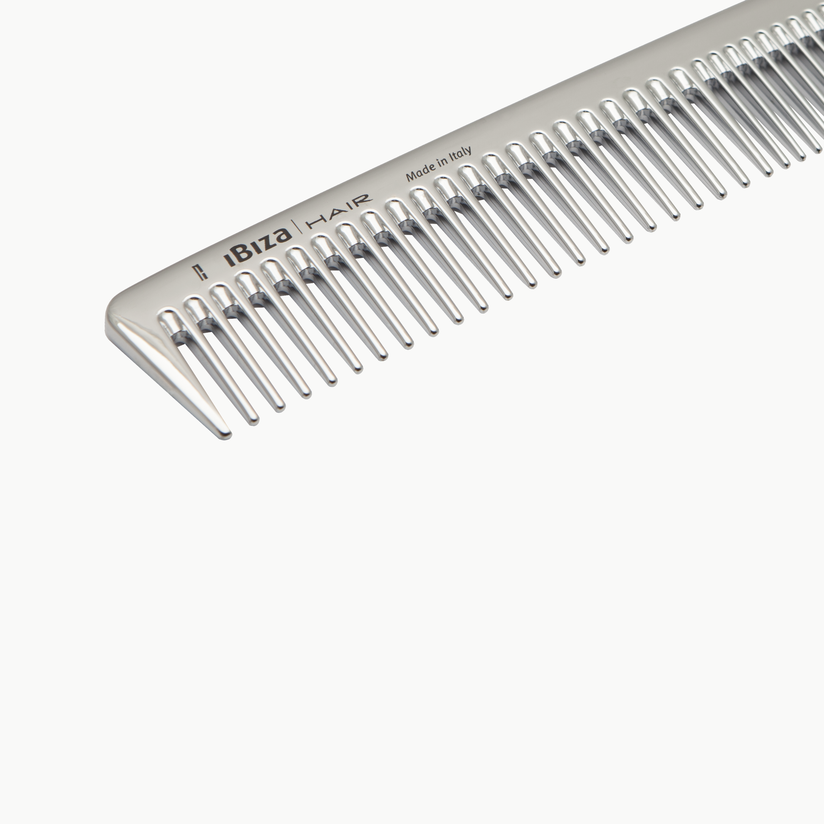 Styling comb silver