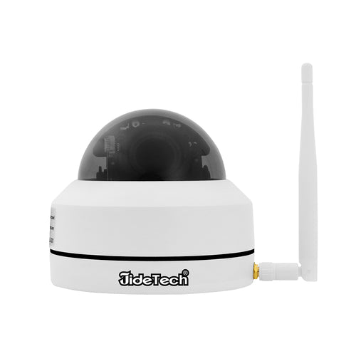 JideTech 1080P PTZ WiFI Camera with 4X Zoom
