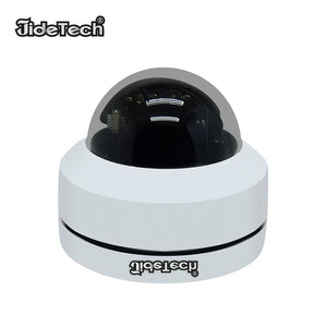 JideTech New 5.0MP PTZ Dome IP Camera With POE Module and SD Card Slot