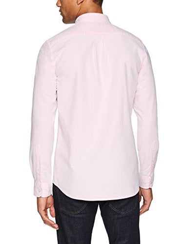 Goodthreads Men's Slim-Fit Long-Sleeve Solid Oxford Shirt