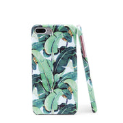 Leaf Print iPhone Case