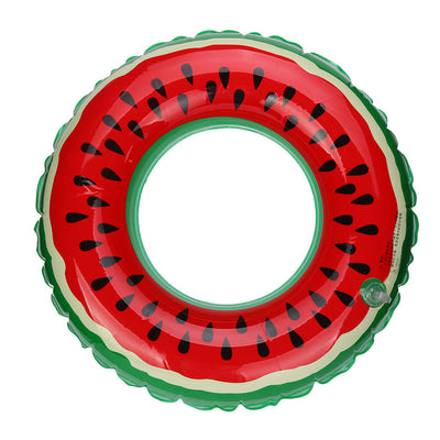 Gift Cartoon Pool Swim ring Watermelon