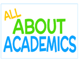 All about academics in special education