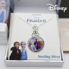 Load image into Gallery viewer, 'Frozen' ogrlica Elsa i Ana ds036