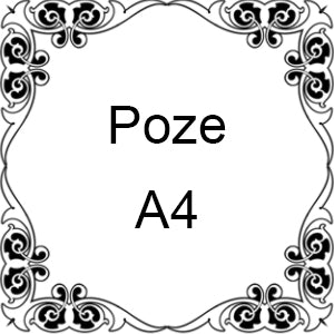 Developare poze A4