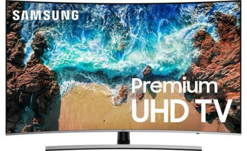 Samsung UN65NU8500 65'' curved Smart LED 4K Ultra HD TV with HDR