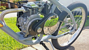 Motorized Bicycle Chopper 49cc 4-Stroke Motor-Ready to Run Show Quality
