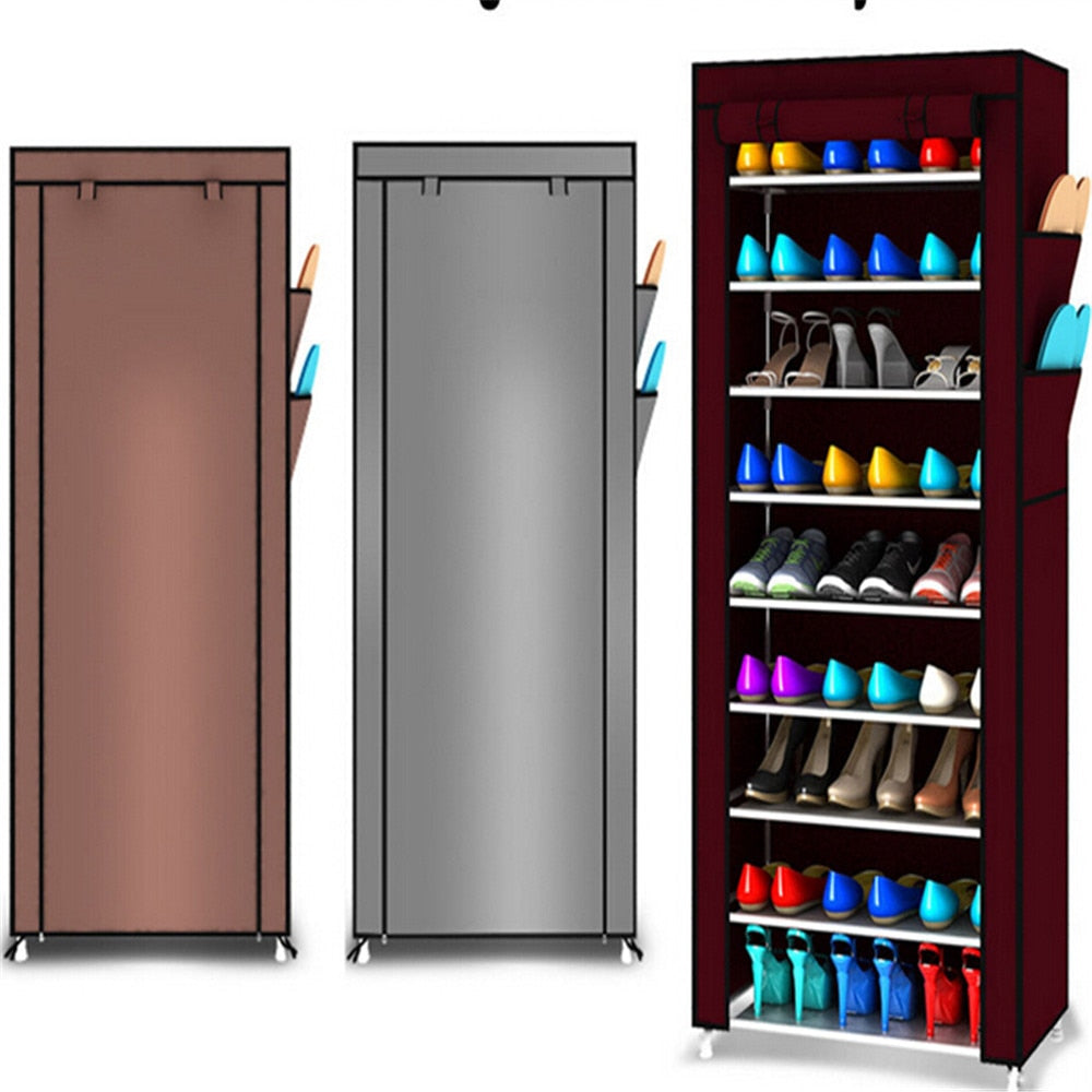 9 Tier Shoe Shelve storage Rack