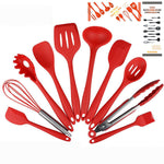 10pcs Non-Stick Heat Resist. Utensils
