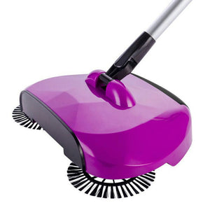 Multi-function 3 in 1 hand push sweeper