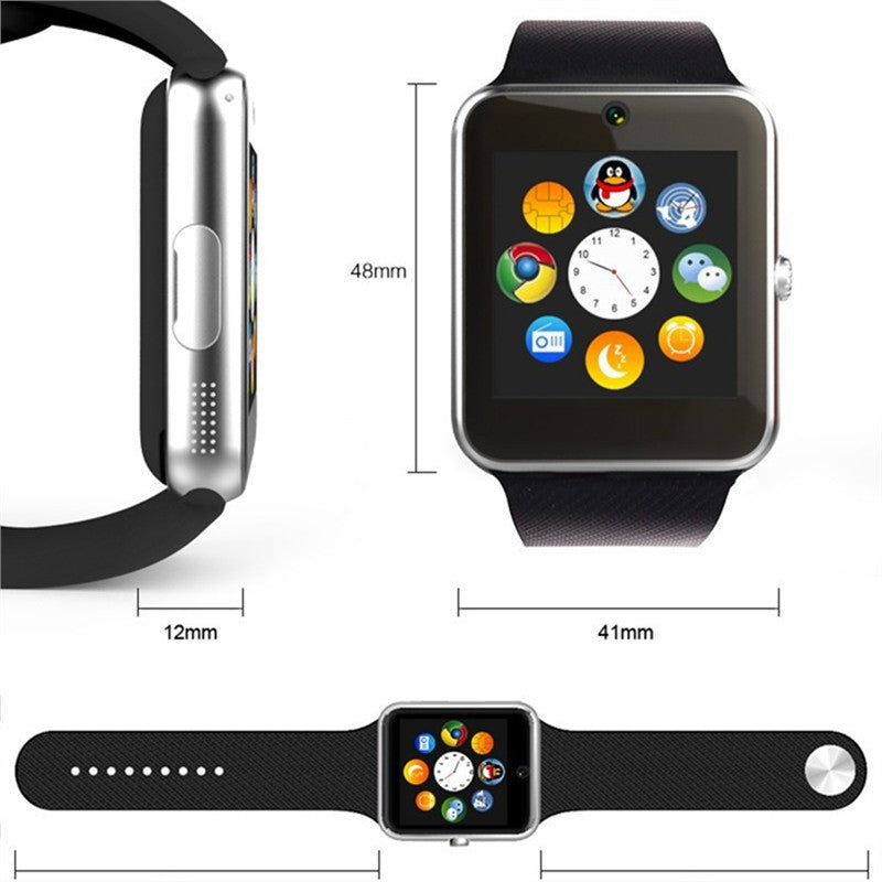 GT08 Bluetooth Smartwatch