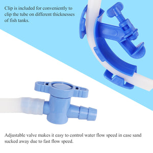 Fish Tank Cleaning Manual Pump