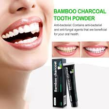Bamboo Natural Charcoal toothpaste