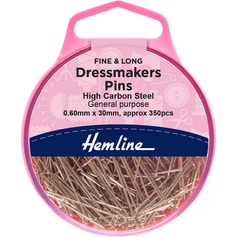 Hemline - Pins -  Fine and Long Pins