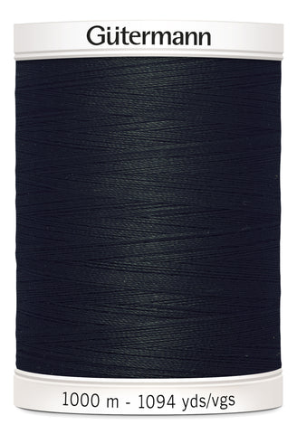 Gütermann Sew-All Polyester Thread - 1000m