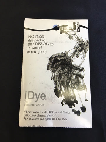 iDye for Natural Fabrics - Black