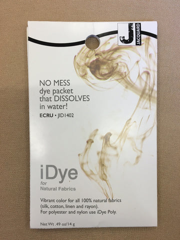 iDye for Natural Fabrics -  Ecru