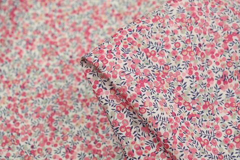 Wiltshire Bud Pink - Liberty Tana Lawn