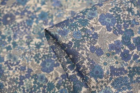Margaret Anne Blue - Liberty Tana Lawn
