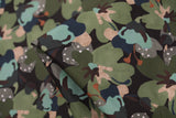 Cotton: Treloyan Green Poplin - Liberty Fabric