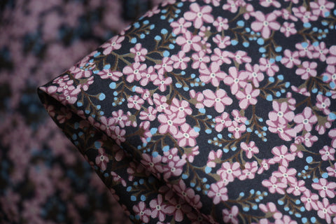 Star Anise Pink - Liberty Tana Lawn™