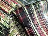 Silk: Eucalypt Pleats Satin