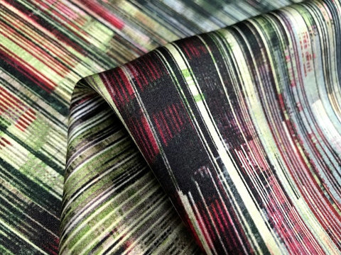 Eucalypt Pleats Satin