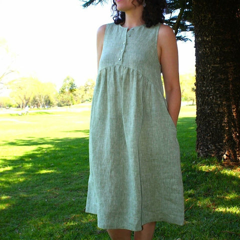 Lisa Dress Pattern (Sizes XXS-XL)