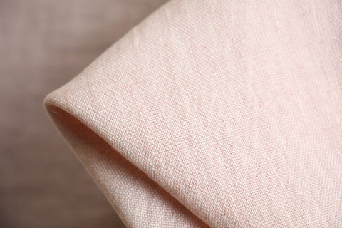 Janina Pink - Washed Linen