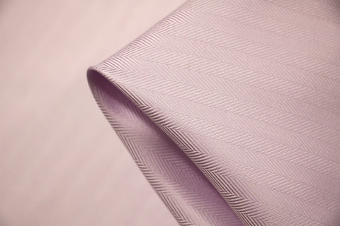 Lilac Herringbone Shirting