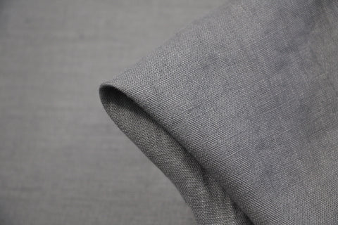 EU Slate Washed Linen
