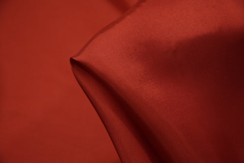 Dark Red Rayon Lining