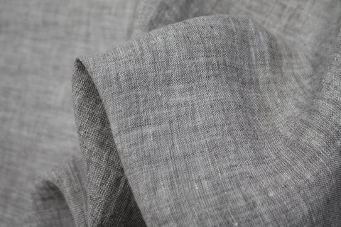 Nickel Crush - Crinkle Linen
