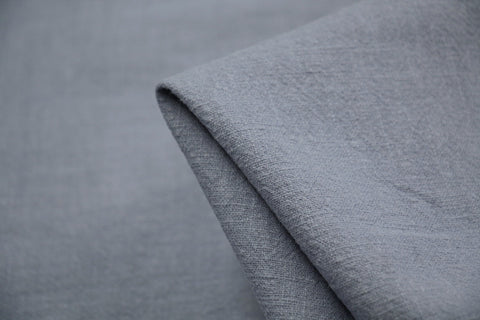 Jeans Blue Pebble Wash Linen