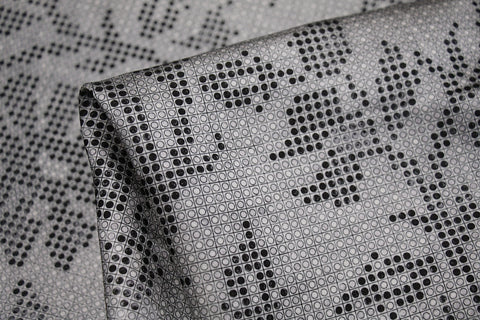 Patterned Go Lurex
