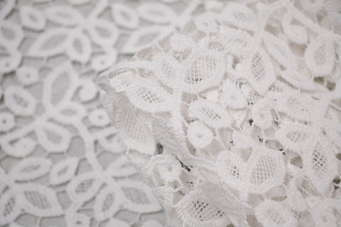 Heavy Vine Lace