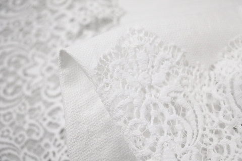 Ivory Repeater Lace
